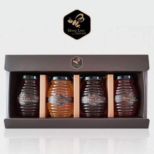 [부자꿀벌농원] 허니러브 1호 선물세트